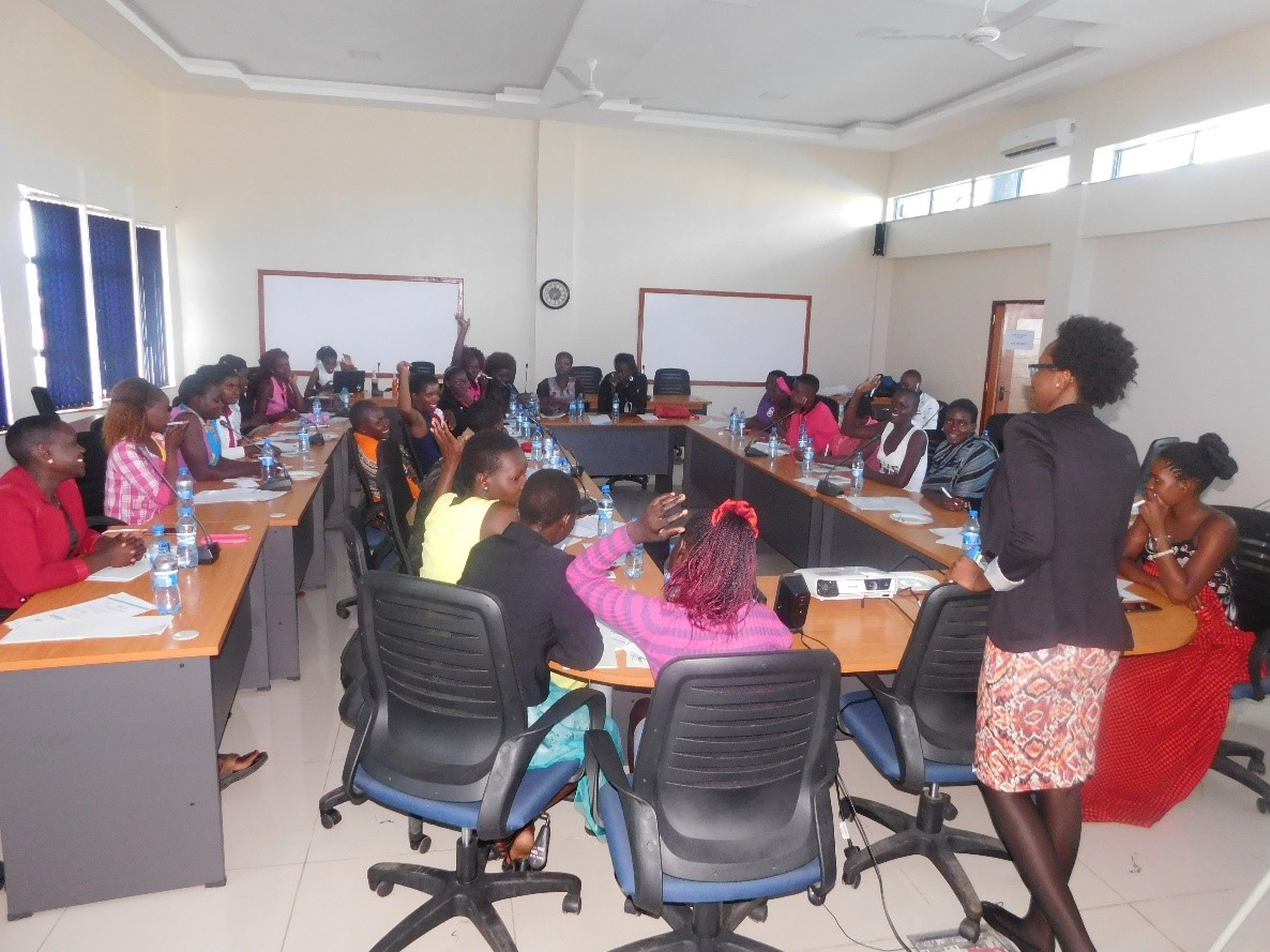 KELIN Empowers 150 Girls in Homa Bay on Access to Justice on Sexual Violations