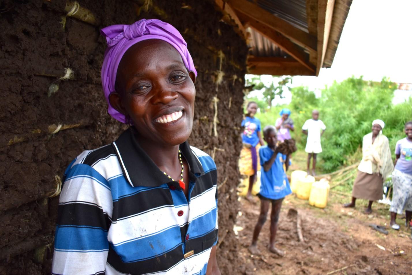 Join us in Rebuilding Women's Houses & Lives in Kenya