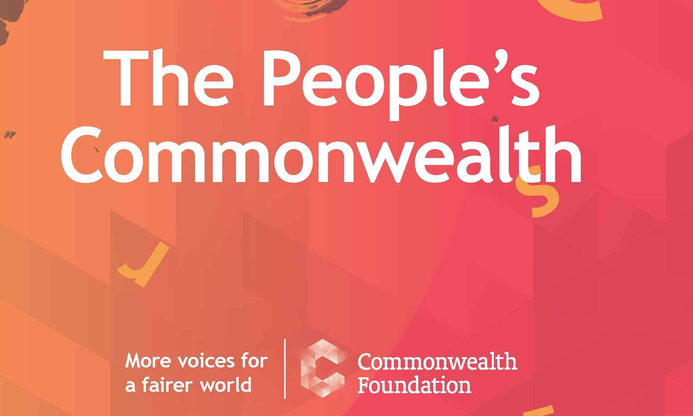 The People's Commonwealth: More voices for a fairer world