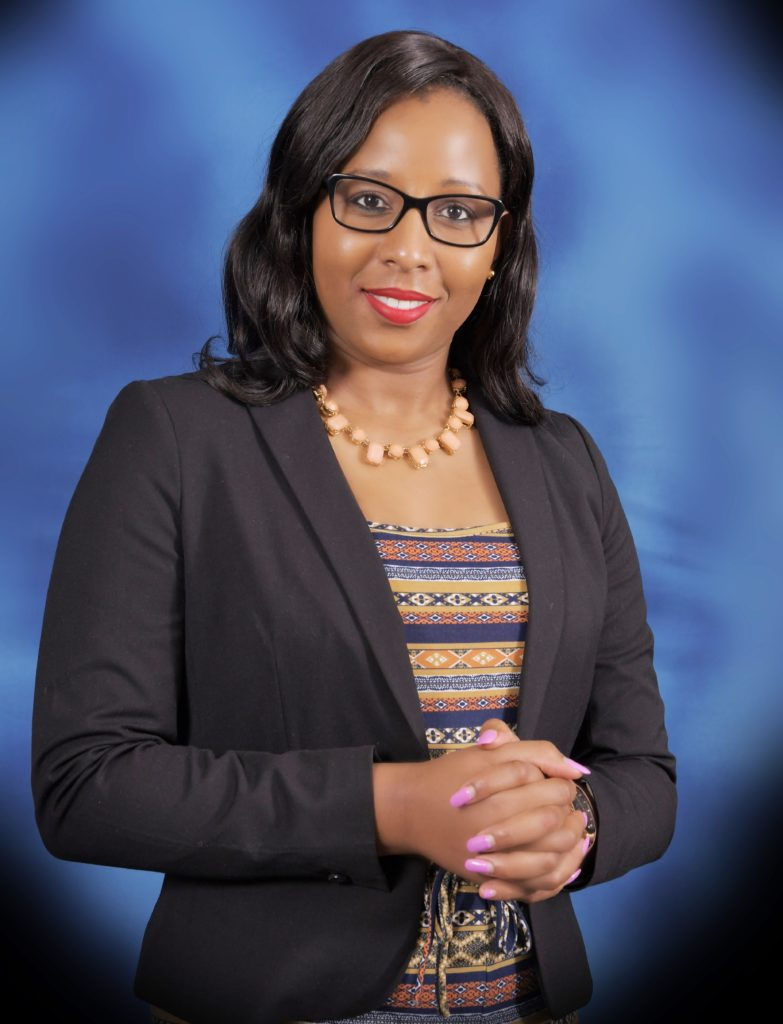 Ms. Carolene Kituku